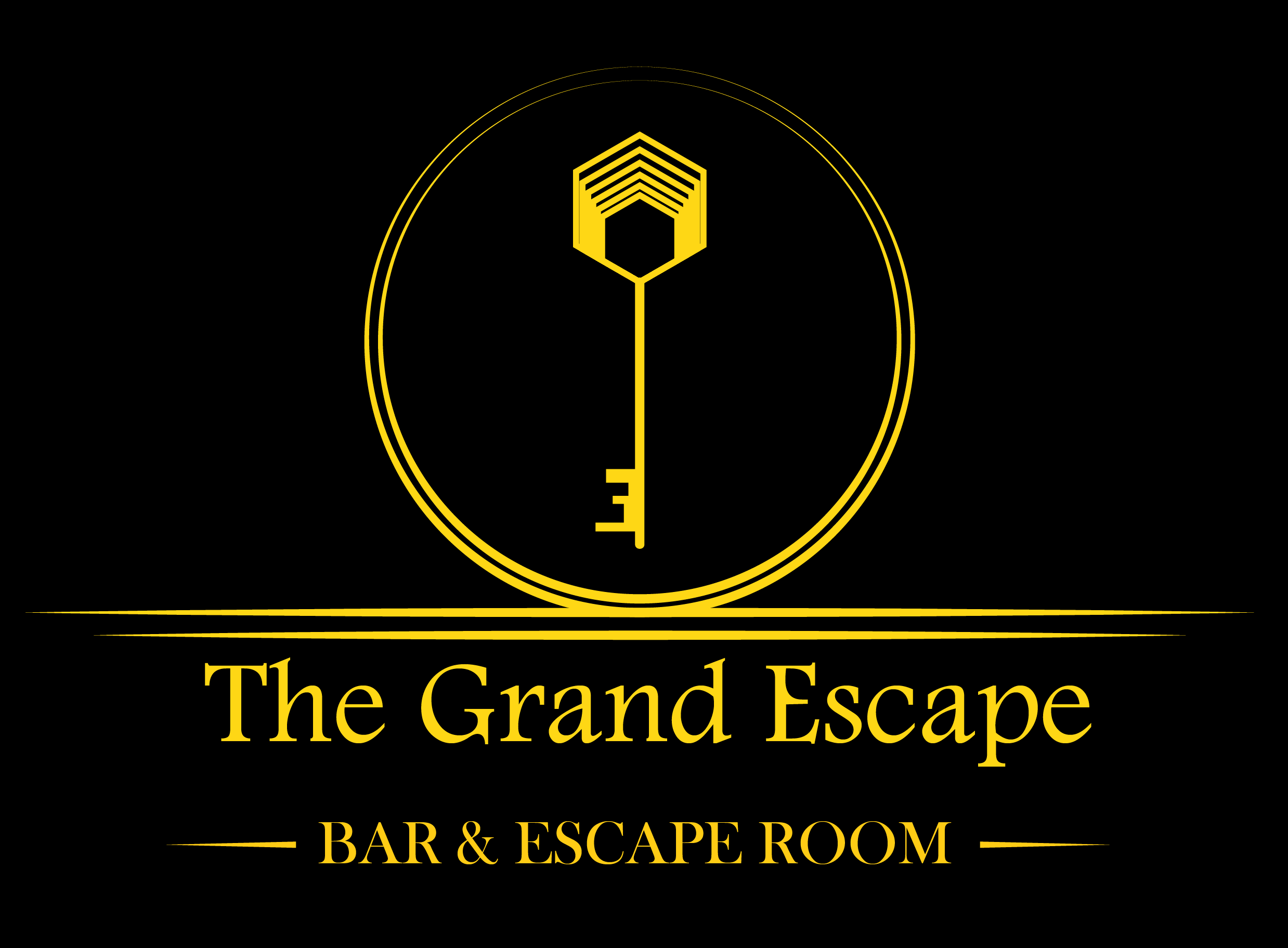 The Grand Escape logo