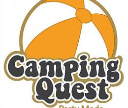 camping quest party mode